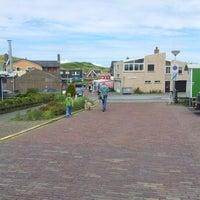 Photo taken at Dorpsplein Callantsoog by Michel N. on 7/14/2012