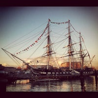 Foto tirada no(a) Charlestown Navy Yard por DANIEL em 7/3/2012