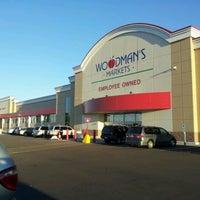 Photo taken at Woodman's Food Market by Tim W. on 8/27/2012