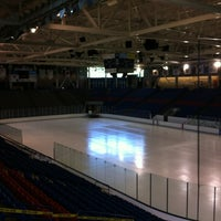 Photo taken at Whittemore Center Arena by Evan on 8/29/2012