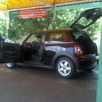 Photo taken at Las Brisas car wash by Ambar H. A. on 7/21/2012