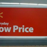 Photo taken at Walmart Supercenter by Linda M. on 2/9/2012