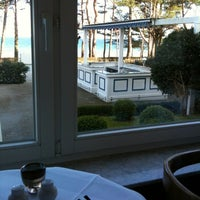 Photo taken at Villa Salve Hotel & Restaurant by Stefan M. on 3/3/2012