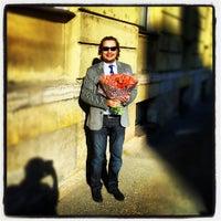 Photo taken at Пирожки У Смольного by Michael Z. on 8/13/2012