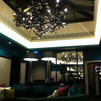 Photo taken at Tiffany Hôtel by Sergey on 5/9/2012