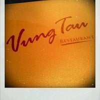 Photo taken at Vung Tau Restaurant by James H. on 2/19/2012