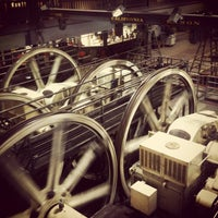 Photo taken at San Francisco Cable Car Museum by Yarda R. on 3/20/2012