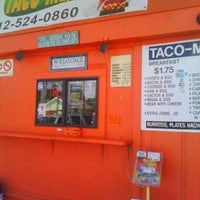 Photo taken at Taco-Mex by Tristan A. on 8/25/2012