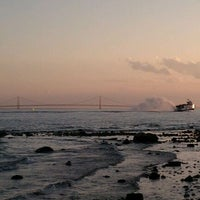 Photo taken at Shepler's Mackinac Island Ferry by Tad W. on 7/3/2012