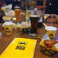 Photo taken at Buffalo Wild Wings by Hugo S. on 8/22/2012