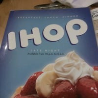 Photo taken at IHOP by Ariel M. on 7/14/2012