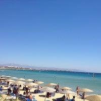 Photo taken at Amaryllis Beach Hotel by Konstantinos H. on 8/23/2012