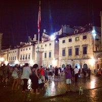 Photo taken at Gradska kavana by tierna l. on 8/13/2012