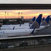 Photo taken at Newark Liberty International Airport (EWR) by David T. on 11/15/2011