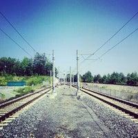 Photo taken at LYNX I-485/South Blvd Station by Richard G. on 8/25/2012
