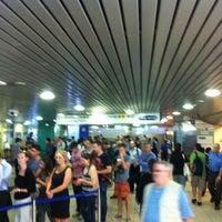 Photo taken at Bondi Junction Station by Ivan B. on 1/22/2012