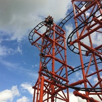 Photo taken at Flamingo Land by Carl T. on 6/24/2011