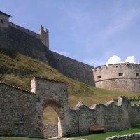 Photo taken at Castel Beseno by Arrigo V. on 8/14/2012