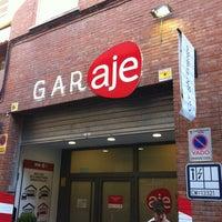 Foto tomada en garAJE Madrid por Jose Alfonso B. el 3/14/2012