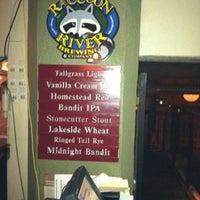Photo taken at Raccoon River Brewing Company by Chris O. on 12/16/2011