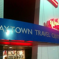 Photo taken at TravelCenters of America by Maurice W. on 12/11/2011