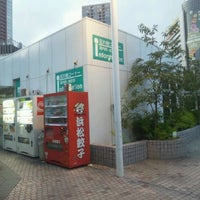 Photo taken at 浜松駅バスターミナル 第二待合室 by Masaru デ. on 6/26/2011