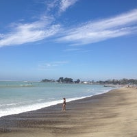 Photo taken at Doheny State Beach by Olga S. on 9/3/2012