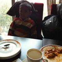 Photo taken at Mughal's Restaurant by nugroho widi j. on 10/31/2011