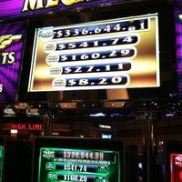 Photo taken at Twin River Casino by Brad S. on 10/3/2011