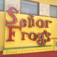 Photo taken at Señor Frogs by Wesley B. on 5/30/2012