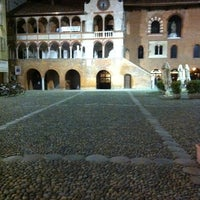 Photo taken at Piazza della Vittoria by Roberto C. on 4/8/2012