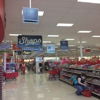 Photo taken at Target by Tade O. on 5/18/2012