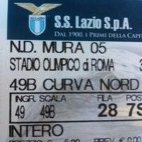 Foto scattata a Lazio Style 1900 da La_Nana ⚓️ il 8/27/2012