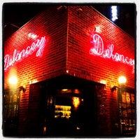 Photo taken at Delancey by Brian K. on 6/9/2012