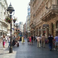 Photo taken at Knez Mihailova by Dalibor I. on 6/24/2011