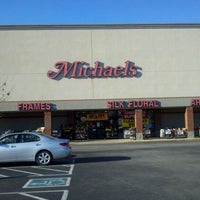 Photo taken at Michaels by Christina D. on 1/4/2012