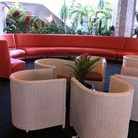 Photo taken at El Tropicano Hotel by Laura R. on 7/22/2011