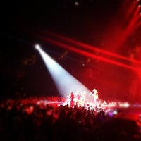Photo taken at Mohegan Sun Arena by Vadim L. on 9/2/2012
