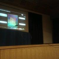 Photo taken at Edificio T - UTFSM by Felipe V. on 9/6/2012