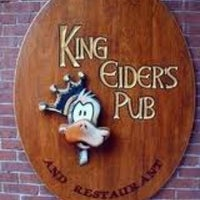 Photo taken at King Eider's Pub and Restaurant by Michelle T. on 8/31/2012