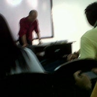 Photo taken at AMA Computer College - Caloocan City by Jackie C. on 1/26/2012