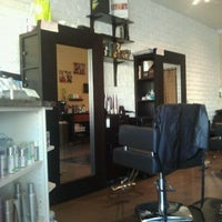 Photo taken at Inizio Salon by Lawrence Y. on 10/21/2011