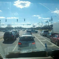 Photo taken at Buford Highway & 20 by Jerry H. on 1/27/2012