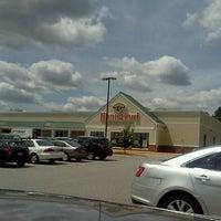 Photo taken at Hannaford Supermarket by Heather M. on 7/28/2011