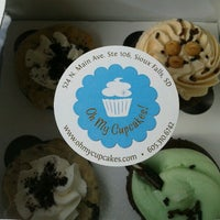 Photo taken at Oh My Cupcakes! by Heather K. on 8/23/2012