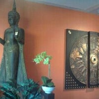 Photo taken at Nuad Thai Sabai by SuperBreton on 10/24/2011
