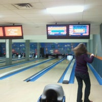 Photo taken at Garwood Lanes by Beth Z. on 1/29/2012