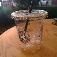 Photo taken at TOM N TOMS COFFEE by jang y. on 7/1/2012