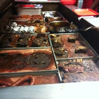 Photo taken at Cooper's Old Time Pit Bar-B-Que by Susie Q. on 12/15/2011