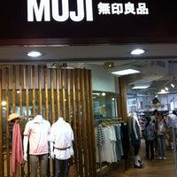 Photo taken at Muji by Calvin Khor K. on 8/6/2011